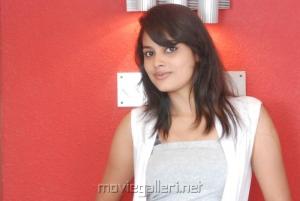 Attakathi Movie Actress Nanditha Stills