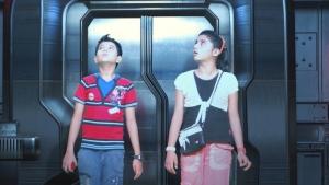 Adhisaya Ulagam 3D Movie Stills