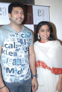 Jayam Ravi wife Aarthi at Puneet Gupta Invitations