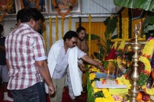 Krishna Vamsi Nani Movie Launch Stills