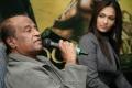 Rajinikanth & Soundarya at Kochadaiyaan Press Meet London