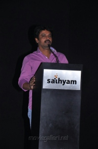 Cheran at Raattinam Audio Launch Stills