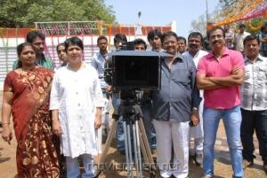 Railway Station Movie Launch Stills