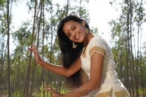 Actress Aarushi in Azhagan Azhagi Tamil Movie Stills