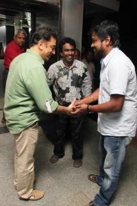 OKOK Director M.Rajesh welcomes Kamal