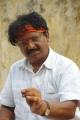 Director Kodi Ramakrishna at Puttaparthi Sai Baba Charitra Working Stills