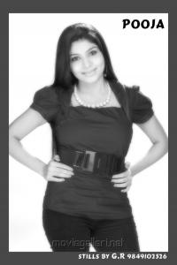 Telugu Model Pooja Portfolio Stills