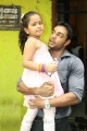 Baby Vedika, Vikram at Nirnayam Movie Launch Stills