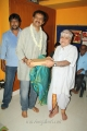 Venu Aravind, Vikku Vinayakram at Nirnayam Movie Launch Stills