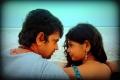 Satish Chandra, Alekhya in Edalo Cheragani Gurutulu Movie Stills