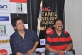Vijay Prakash, James Vasanthan at Big Tamil Melody Awards 2012 Press Meet Stills