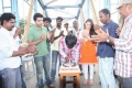 Director Vijay Chander Birthday Celebration at Vaalu Movie Shooting Spot