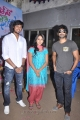 Aadhi, Madhan, Spoorthika at Manathil Oru Maatram Movie Launch Stills