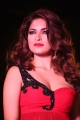 Parvathy Omanakuttan walks the ramp at Matrix Fashion Show