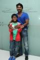 Actor Krishna at Batman 3 Premiere Show Chennai Stills