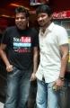 Premji Amaran, Udhayanidhi Stalin at Batman 3 Premiere Show Chennai Stills