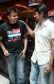 Premji Amaran, Udhayanidhi Stalin at Batman The Dark Knight Rises Premiere Show Stills