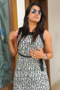 Tashu Kaushik New Photos at Santosham Awards 2012 Curtain Raiser