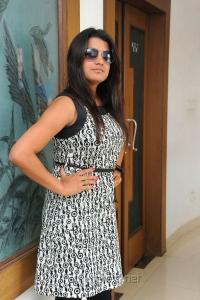 Tashu Kaushik New Photos at Santosham Magazine Awards Press Meet
