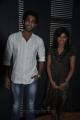 Sidesh, Kanya at Ivanum Pasakkaran Movie Press Meet Stills