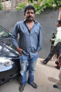 Director R.Panneerselvam at 18 Vayasu Movie Team Interview Stills
