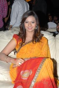 Telugu Actress Isha Chawla in Saree Stills