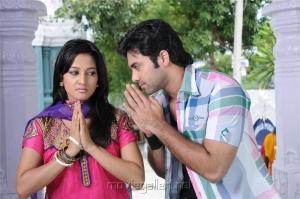 Ritu Barmecha, Navdeep in Vasool Raja Movie Stills