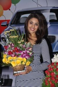 Richa Gangopadhyay New Pics at BMW Bumper Draw