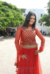 Sanchita Padukone Hot Pics at Chinnababu Movie Launch
