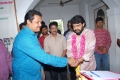 Director Vikraman at Ninaithathu Yaaro Movie Launch Photos