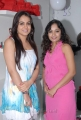 Aksha & Madhavi Latha launches Naturals Family Salon & Spa