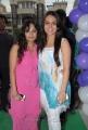 Madhavi Latha, Aksha launches Naturals Family Salon, Tolichowki, Hyderabad