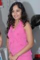 Actress Madhavi Latha in Pink Dress Photos