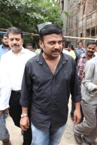 Director Prabhu Solomon Latest Stills
