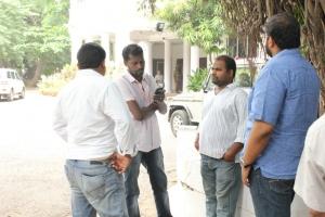 Prabhu Solomon Meet The Commissioner Of Police