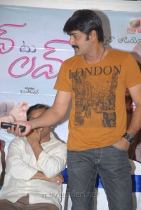Srikanth at Love to Love Movie Audio Release Photos