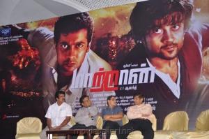 Maatran Movie Success Meet Photos
