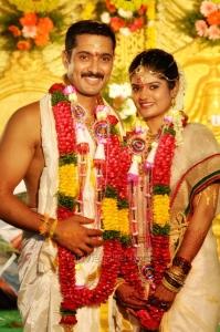 Actor Uday Kiran Wedding Photos