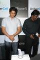 Jiiva, Sathish Babu at Apple iPhone 5 Launch Photos