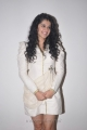 Beautiful Tapsee in White Dress at King Tab Launch