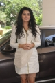 Actress Tapsee Latest Cute Stills in White Dress