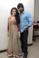 Piaa Bajpai, Naveen Chandra at Dalam Movie Trailer Launch Stills