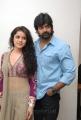 Piaa Bajpai, Naveen Chandra at Dalam Movie Press Meet Stills