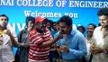 Actor Karthi at Venkat Prabhu Birthday Celebration Photos