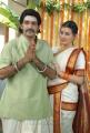 Tarakaratna, Archana Veda at Maha Bhaktha Siriyala Movie Opening Stills