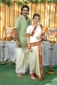 Taraka Ratna, Archana Veda at Maha Bhaktha Siriyala Movie Opening Stills