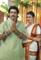 Taraka Ratna, Archana Veda at Mahabhakta Siriyala Movie Launch Stills