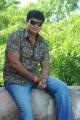 Ravi Babu at Swamy Ra Ra Movie On Location Stills
