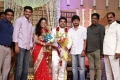 Udhayanidhi Stalin at Choreographers Shobi Lalitha Wedding Reception Stills