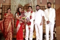P.Vasu at Choreographers Shobi Lalitha Wedding Reception Stills